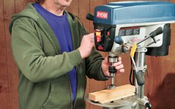 Shop Drill Press Maintenance