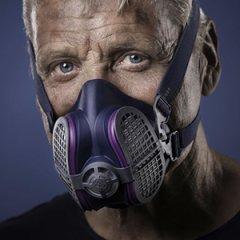 GVS Elipse P100 Half Mask Respirators