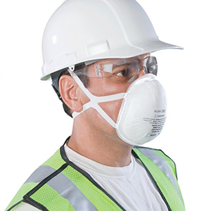 SoftSeal N-95 Respirator Face Masks