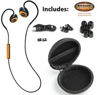 isotunes pro noise-isolating bluetooth earbuds