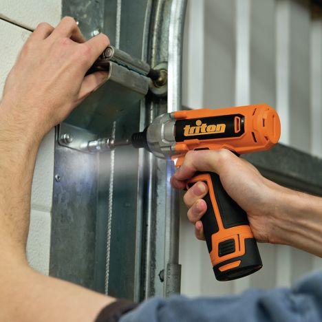 Triton t12tp 12v cordless drill