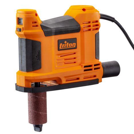 Triton tspsp650 portable oscillating spindle sander