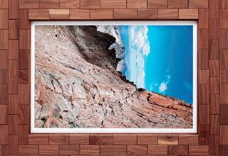 walnut-mosaic-frame
