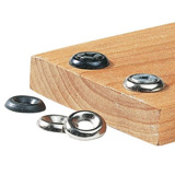Examples of different styles of washers