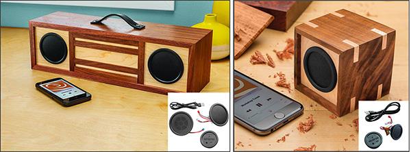 wireless speaker kits