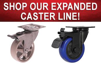 Shop our Expanded Caster Line
