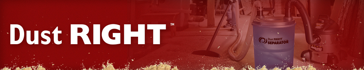 Dust Right Brand Page