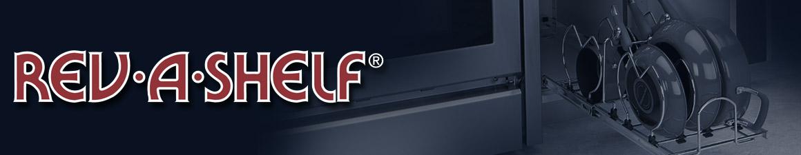 Rev-A-Shelf Informational Brand Page