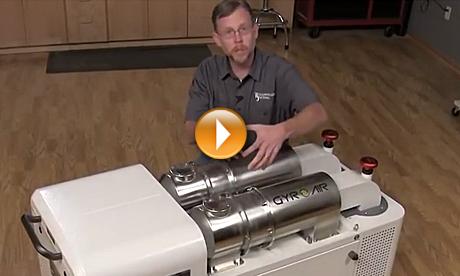 Harvey G700 Gyro Air Dust Processor
