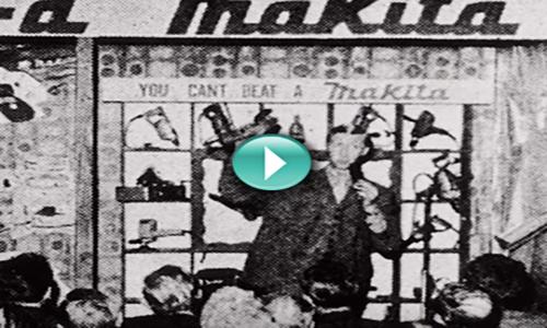 Celebrating 100 Years Of Innovation - Makita