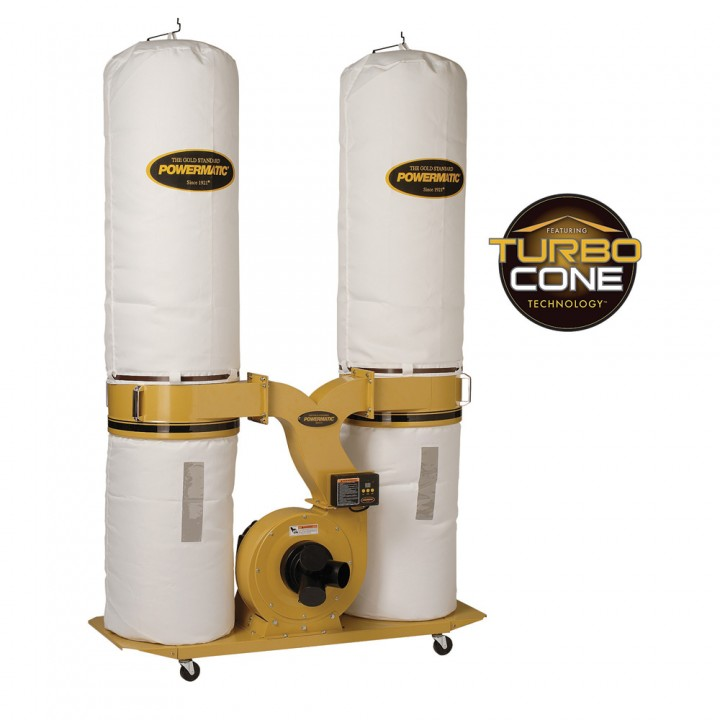 Powermatic Dust Collection