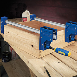 Clamps for Panels and Glue Ups