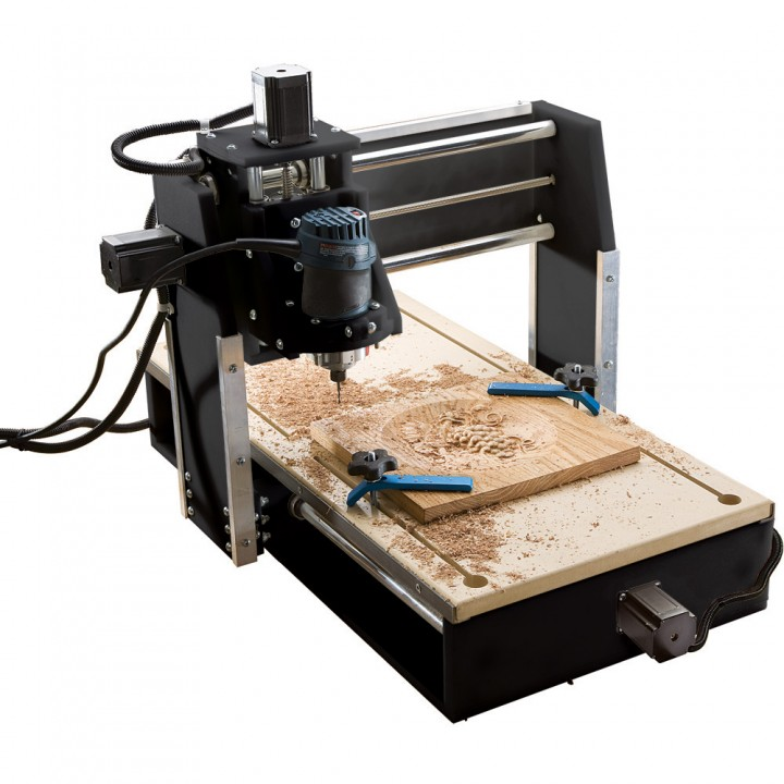 CNC Shark Routing System, with New 7.5 Software