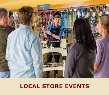Local Store Events