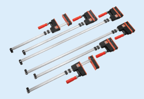 SAVE $45 BESSEY 6-PIECE PARALLEL CLAMP PACK