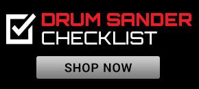 Drum Sander Checklist