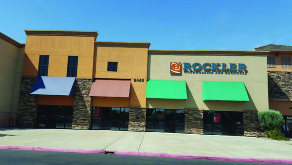 Rocklin Rockler Woodworking and Hardware Store