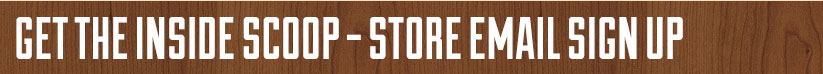 Get the Inside Scoop - Sign up for emails from the Kennesaw Rockler Woodworking Location
