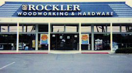 Visit our Orange Rockler location to shop our quality selection of exotic lumber, specialty wood-stock, hardware, power tools and other woodworking project essentials.