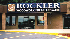 Visit our Salem Rockler location to shop our quality selection of exotic lumber, specialty wood-stock, hardware, power tools and other woodworking project essentials.