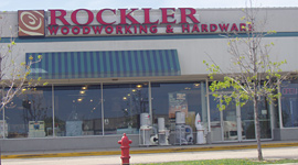 Visit our Schaumburg Rockler location to shop our quality selection of exotic lumber, specialty wood-stock, hardware, power tools and other woodworking project essentials.