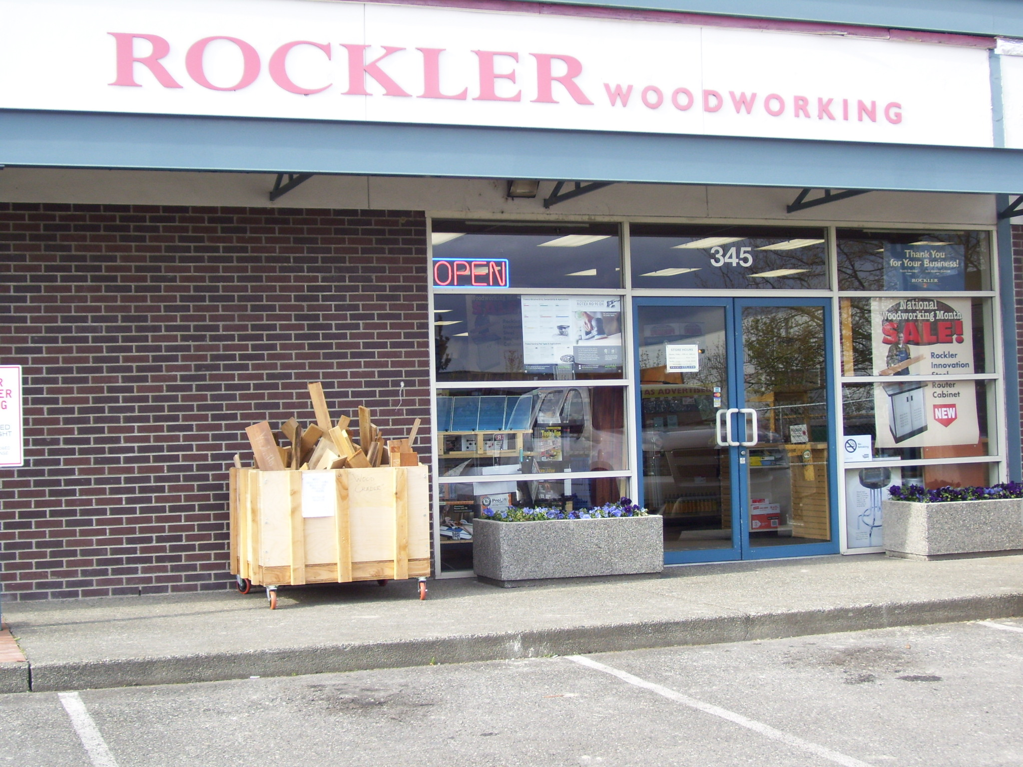 Visit Our Tukwila Rockler Location To Shop Our Quality Selection Of Exotic  Lumber, Specialty Wood