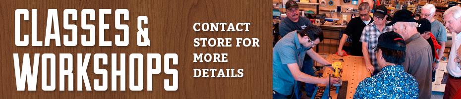 Altamonte Springs Woodworking Classes & Workshops