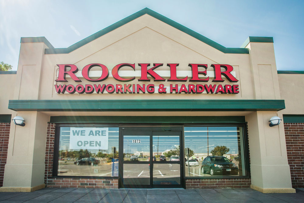 Visit our Maplewood Rockler location to shop our quality selection of exotic lumber, specialty wood-stock, hardware, power tools and other woodworking project essentials
