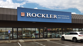 Visit our Minnetonka Rockler location to shop our quality selection of exotic lumber, specialty wood-stock, hardware, power tools and other woodworking project essentials.