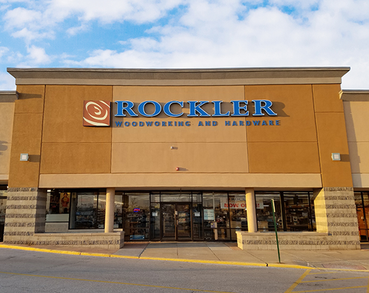 Orland Park Rockler Woodworking and Hardware