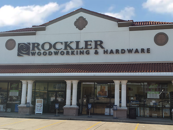 Rockler Houston Woodworking Supplies In Texas