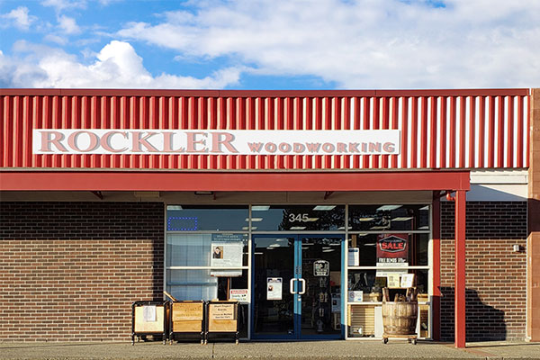 Visit our Tukwila Rockler location to shop our quality selection of exotic lumber, specialty wood-stock, hardware, power tools and other woodworking project essentials.