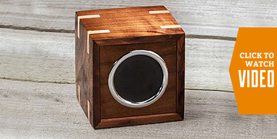 How to Make a Wireless Speaker Box