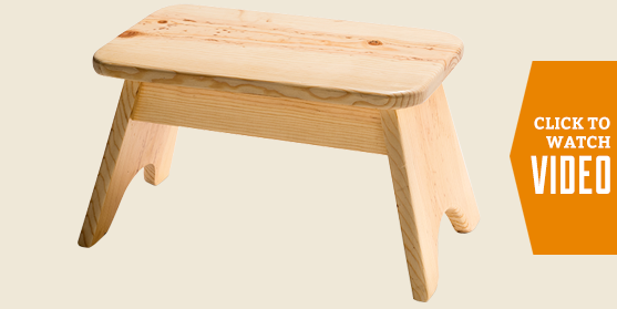Build Your Own Step Stool