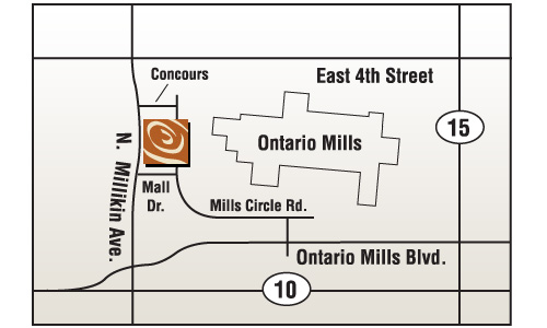 ontario store map