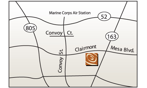 san diego store map