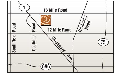 royal oak store map