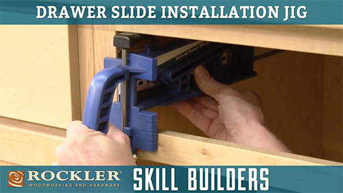 How to Install Metal Drawer Slides