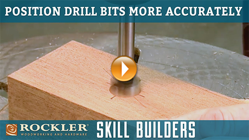 How to Position Drill Bits Accurately