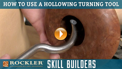 Beginners Guide to Turning Hollow Vessels