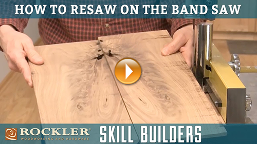 How to Resaw Lumber