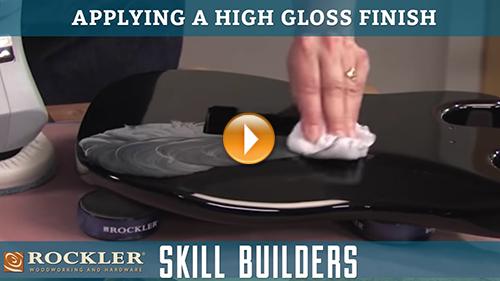 How to Polish a High Gloss Finish