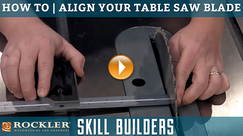 How to Align Your Table Saw Blade for Safe and Clean Cuts