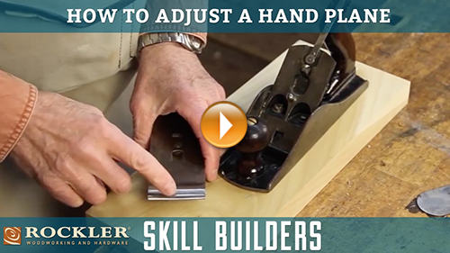 How to Set Up a Hand Plane