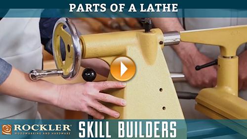 Parts of a Lathe