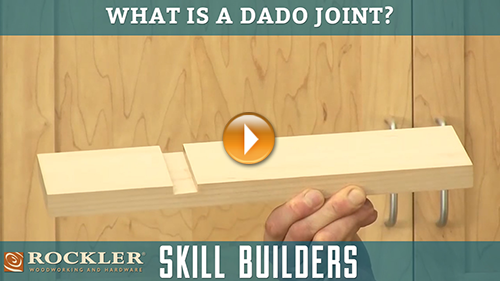 What is a Dado Joint?